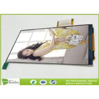 Customizable FWVGA 480x854 5.0 Inch TFT LCD Display With RGB Interface