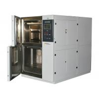 Wholesale LCD Touch Controller Thermal Shock Test Machine Two Case Basket Type Cabinet from china suppliers