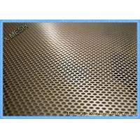 Wholesale Offer Aluminum Perforated Metal Mesh/Perforated Aluminum Metal Mesh from china suppliers