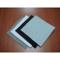 Wholesale White / Black Short Fiber Needle Punched Geotextile / Non Woven Geotextile from china suppliers