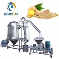 Wholesale 60mesh 10-1000kg/Hr Ginger Powder Making Machine from china suppliers
