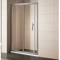Wholesale Hot selling low price hotel fashion moulded luxury tempered glass shower cubicle from china suppliers