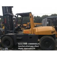 Wholesale Diesel Second Hand Tcm Forklift Trucks Fd100z8 5.5m Lifting Height Made In Japan from china suppliers