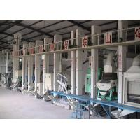Wholesale 2018 Professional ISO approved 150 T/D fully automatic rice mill machine from china suppliers
