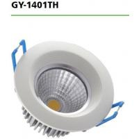 China GY-1401TH 5w LED Downlight , Round LED Downlights With External Power on sale