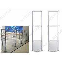 China 58KHz ABS Security Alarm Gates In Retail Stores 0 - 90%  Max Humidity Anti Interference on sale