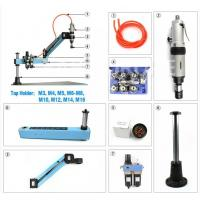 Wholesale Acrylic M3-M12 Pneumatic Air Tapping Machine Quick Change High Precision from china suppliers