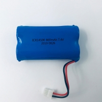 Wholesale LG Chem Lithium 7.4V 800mAh 18650 Lithium Ion Battery Pack from china suppliers