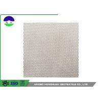 Wholesale 180kN Multifilament Woven Geotextile , White Geotextile Fabric For Reinforcement from china suppliers