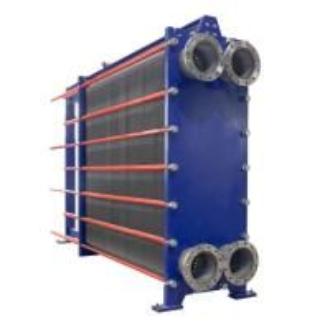 China Titanium Plate Type Heat Exchanger High Pressure With Evaporation Machine on sale