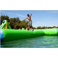 Buy cheap Huge Inflatable Water Parks from wholesalers