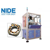 Buy cheap Inner Winder Electric Motor Winding Machine High Automation For Brushless Motor from wholesalers