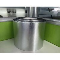 Buy cheap aluminium flashing tape Tape 0.8mm Thickness With Strong Waterproof Seal from wholesalers