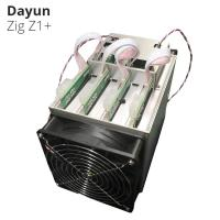 Wholesale Bitcoin Mining Device Apexto Miner DAYUN Zig Z1 with PSU with High Profitability from china suppliers
