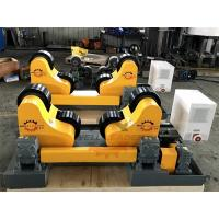 Buy cheap Pipe Rotators For Welding 10Ton Driving Inverter Control from wholesalers