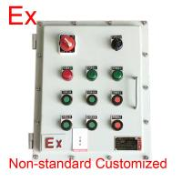 Wholesale Chemical Industry Explosion Proof Distribution Box , Low Voltage Flame Proof Panel from china suppliers