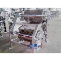 Wholesale Tomato Sauce Strawberry Jam Industrial Juicer Machine / Apple Pulper Machine from china suppliers