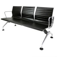 China 3-4 Seating Office Waiting Room Chairs , Modern Reception Chairs Different Color Available on sale