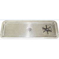 Buy cheap Detachable 60cm Bar Drip Tray With Glass Rinser And Drainer from wholesalers