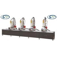Wholesale Four Head Aluminum Window Hole Drilling Machine / Multi Mitre Combination Drilling Machine from china suppliers