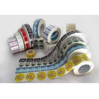 Wholesale PP Printer Roll Sticker Labels For Food Beverage Cosmetics Laundry Detergent from china suppliers