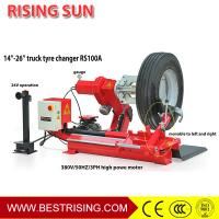 Wholesale Service station used heavy duty 26inch tractor tire changer for sale from china suppliers
