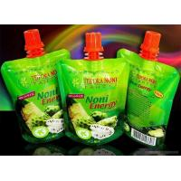 Wholesale Fruit Juice Spout Pouch Packaging With Cap from china suppliers