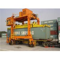 Wholesale Double Girder Heavy Duty Gantry Crane Container Handling Q235 Q345 Steels For Ship Yard from china suppliers