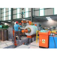 Quality Insulated  Pu Panel Production Line Anti Corrosion Low Carbon 1220mm*2440 for sale