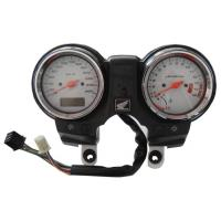 Wholesale ABS or PP Motorcycle Speedometer Kit 100000KM Motorcycle Tachometer Gauge CB600 from china suppliers