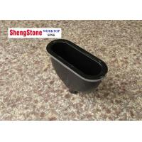 Wholesale Laboratory Fume Hood Parts Black Color Corrosion Resistance PP Cup Sinks from china suppliers