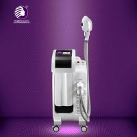 Buy cheap painless ipl nd yag hair removal in-motion shr white permanent hair removal from wholesalers