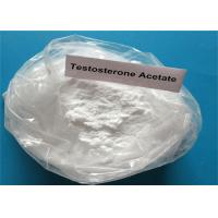 Wholesale Raw Steroid White Powder Testosterone Acetate Test Acetate with Safely Pass Customs from china suppliers