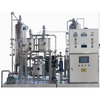 Wholesale 304 Stainless Steel Carbonated Drink Production Line from china suppliers