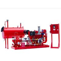 Buy cheap NM Fire UL listed FM Approved 1000 GPM Split Case Fire Pump with Diesel Engine from wholesalers