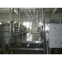 Buy cheap High Speed Carbonated Beverage Production Line , Soft Drink Bottling Machine from wholesalers