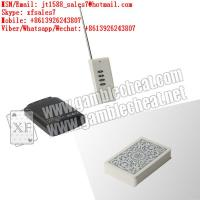 Buy cheap XF iPhone mobile power bank camera for poker analyzer and barcodes marked cards from wholesalers