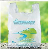 Wholesale Shopping Bags, Trash Bags, Kitchen Waste Bags In Roll, Dog Poop Bags In Roll, Die Cut Bags, Soft Handle Bags, Drawstring from china suppliers