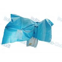 Wholesale TUR Surgical Disposable Sterile Urology Drape / Lithotomy Drape With Aperture / Pouch from china suppliers