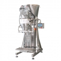 Buy cheap Pneumatic Control 25kg Spice Powder Packing Machine For Bag Making from wholesalers