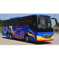 China LHD/RHD 65 seats Euro2 360HP 6x2 Coach Bus with Cummins Engine YBL6137T for Africa on sale