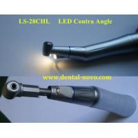 Wholesale Fiber Optic LED Oral Surgery Handpiece Pure Titanium 3.0 - 3.8V from china suppliers