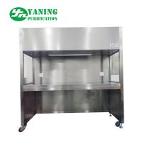 Wholesale 304SUS Vertical Laminar Airflow Cabinet Durable For Double Person In Clean Room from china suppliers