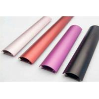 Wholesale Colored Anodizing  6061 Aluminum Profile Customized Shape With Finished Machining from china suppliers