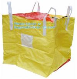 Wholesale Polypropylene Woven Plastic Jumbo Bag Pp Big Bag For Sand, Building Material,Jumbo Bag / FIBC Bulk from china suppliers