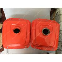 Wholesale Diesel Engine fuel tank Kubota Engine Parts iron material red color from china suppliers