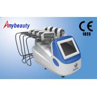 China Portable 75MW 650nm diode laser lipo cellulite removal , body slimming machine on sale