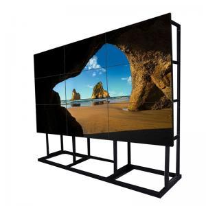 Wholesale Educational Seamless Video Wall Lcd Monitors , Ultra Narrow Bezel Multi Screen Wall from china suppliers