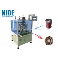 Wholesale Automatic BLDC Stator Needle Winding Machine for Bladeless Fan Motor from china suppliers