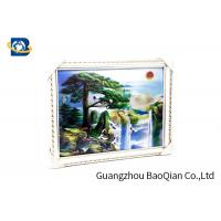 Wholesale Beautiful Landscape 3D Lenticular Images , Stereograph Lenticular 3D Printing from china suppliers